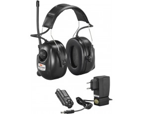 Casque radio antibruit 3 M PELTOR radio XP