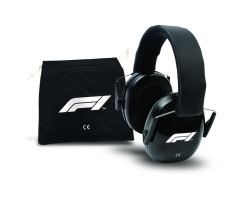Casque antibruit Formula 1®