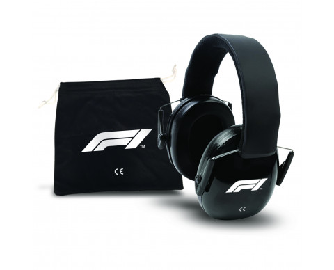 Casque antibruit Formula 1